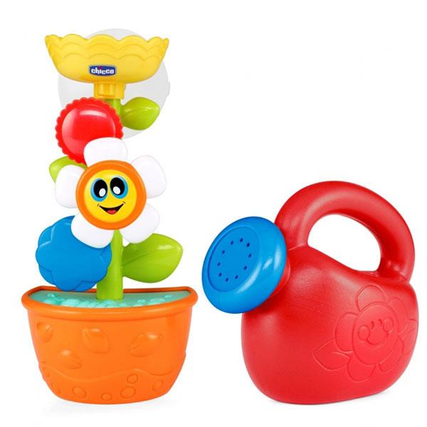 CHICCO TOYS 92230 Bath Flower игрушка для ванны Лейка с цветком