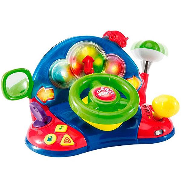 BRIGHT STARTS 52178 Развивающая игрушка Маленький водитель