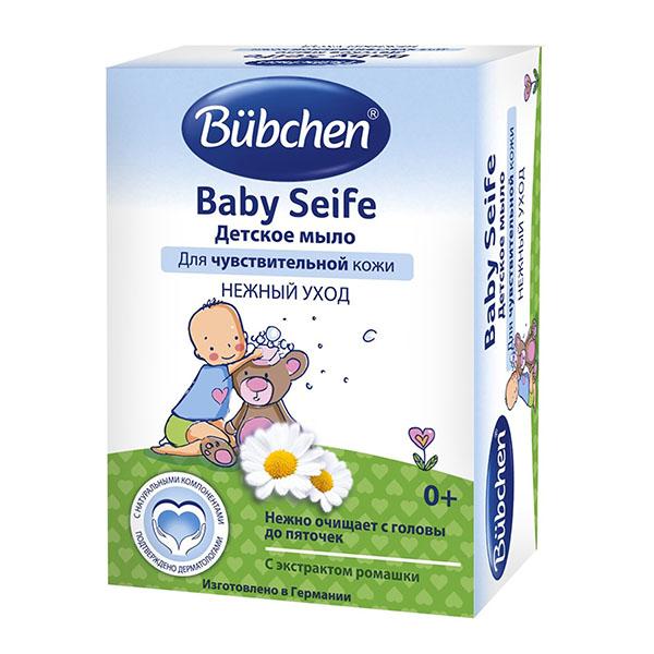 BUBCHEN 12016578 Детское мыло 125 гр